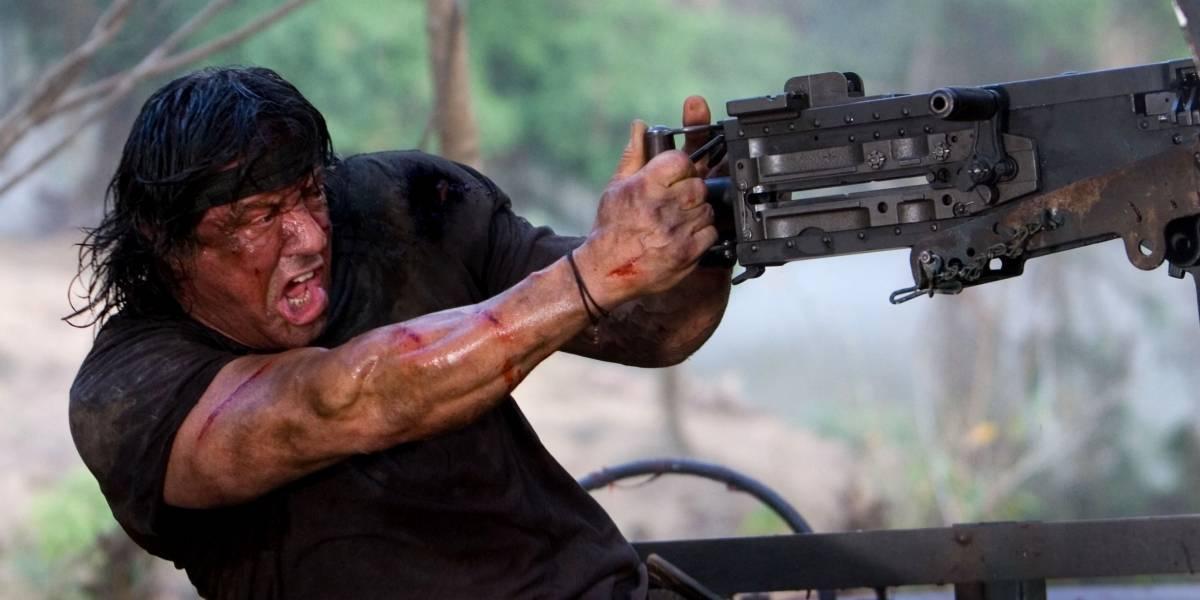 Sylvester Stallone vai enfrentar traficantes mexicanos em Rambo 5