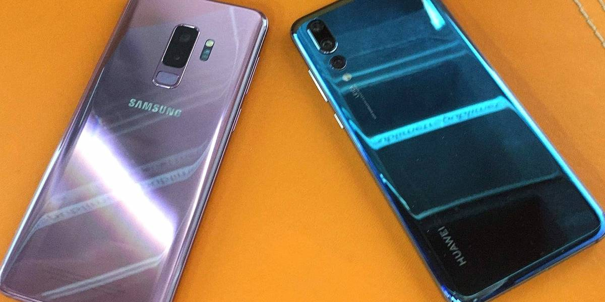 Galaxy S9 Plus vs Huawei P20 Pro: ¿Qué cámara es mejor? Tú eliges