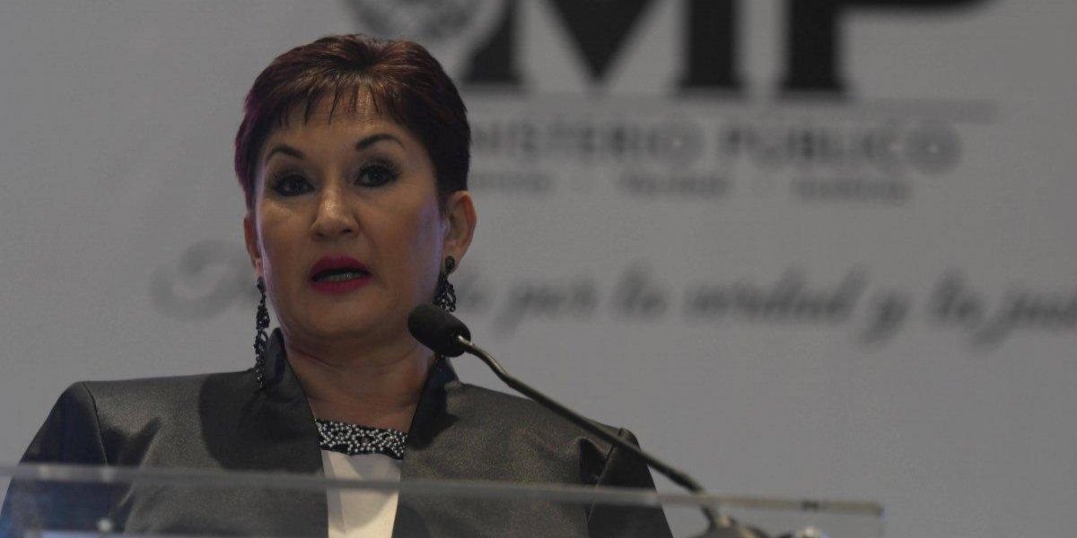 Aldana presenta informe de labores pese a ataques y amenazas