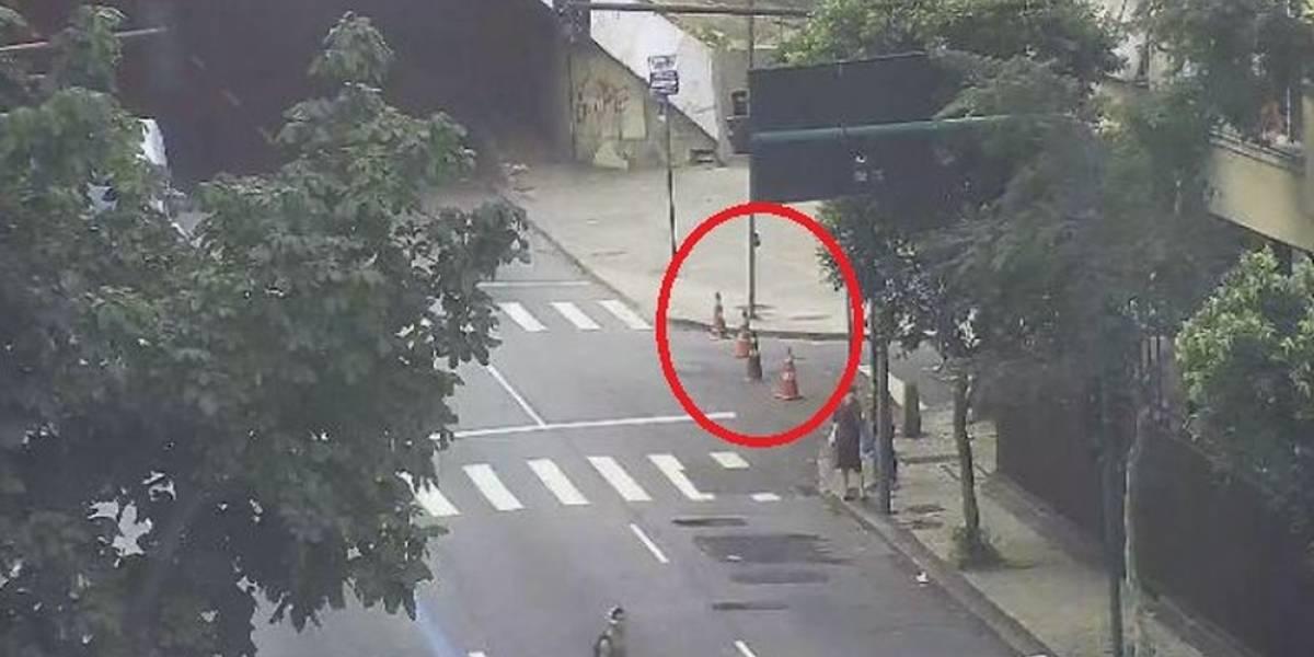 Corpo é encontrado em rua de Copacabana