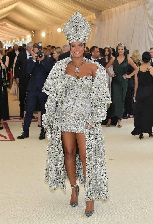 Rihanna, MET Gala 2018