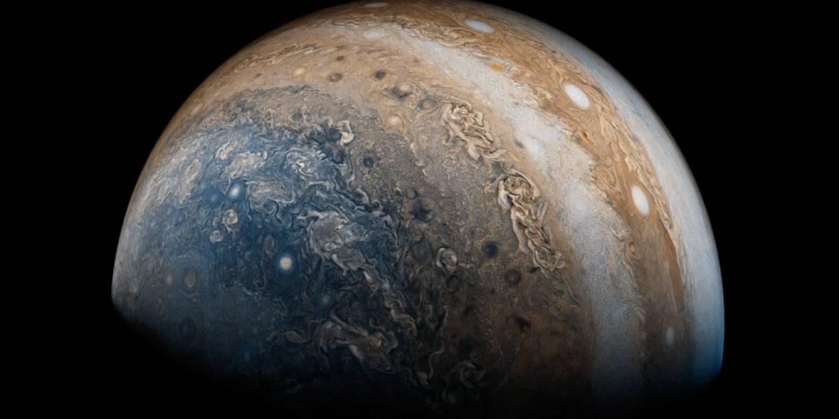 Júpiter tendrá su mayor brillantez en el cielo durante la noche de este miércoles