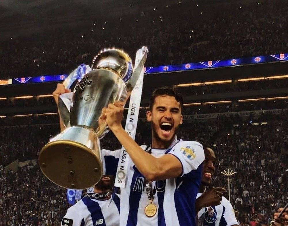 Diego Reyes: 1 Liga de Portugal con el Porto en 2018. / Twitter: @Diego_Reyes13