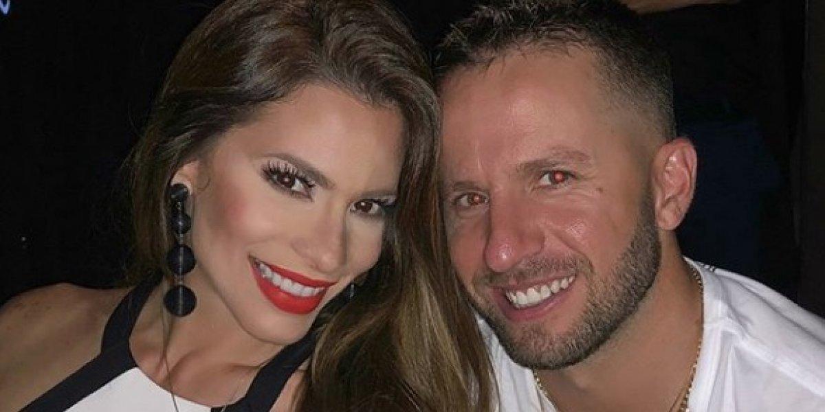 Viviana Ortiz y José Juan Barea serán padres nuevamente
