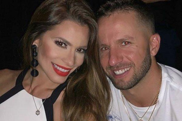 Viviana Ortiz y José J. Barea