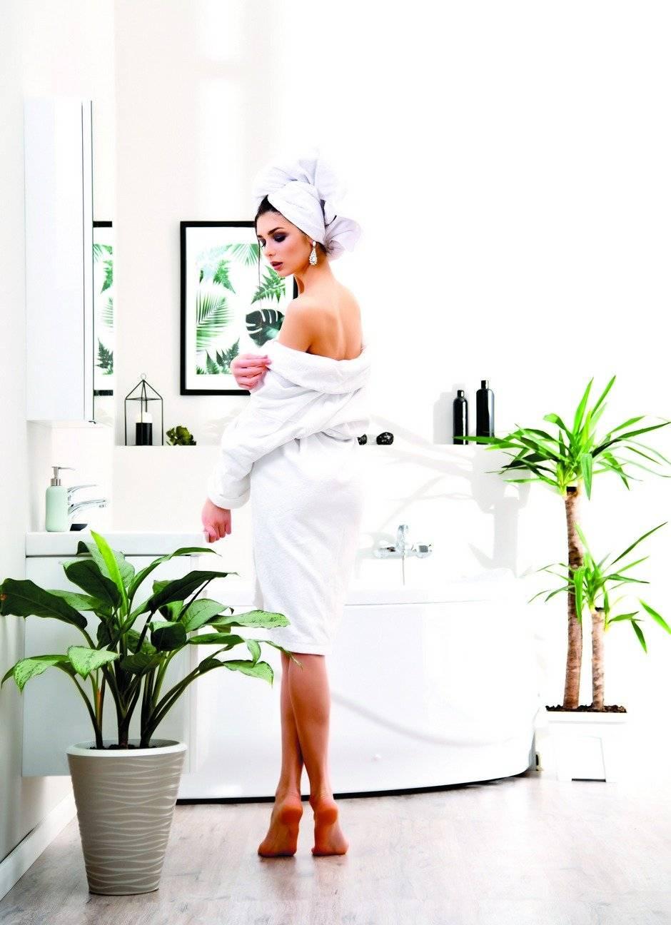 Que tu baño reverdezca y sea más relajante durante esta primavera