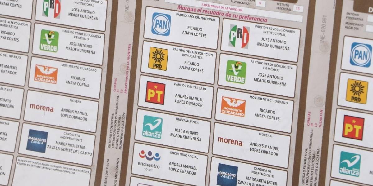 PES y Nueva Alianza podrían perder su registro como partidos políticos