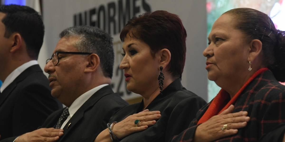 VIDEO. Aldana agradece con emotivas palabras el trabajo del comisionado Iván Velásquez