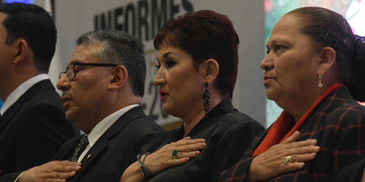 """Thelma Aldana: """"La justicia nos ha cambiado la forma de vivir en Guatemala"""""""