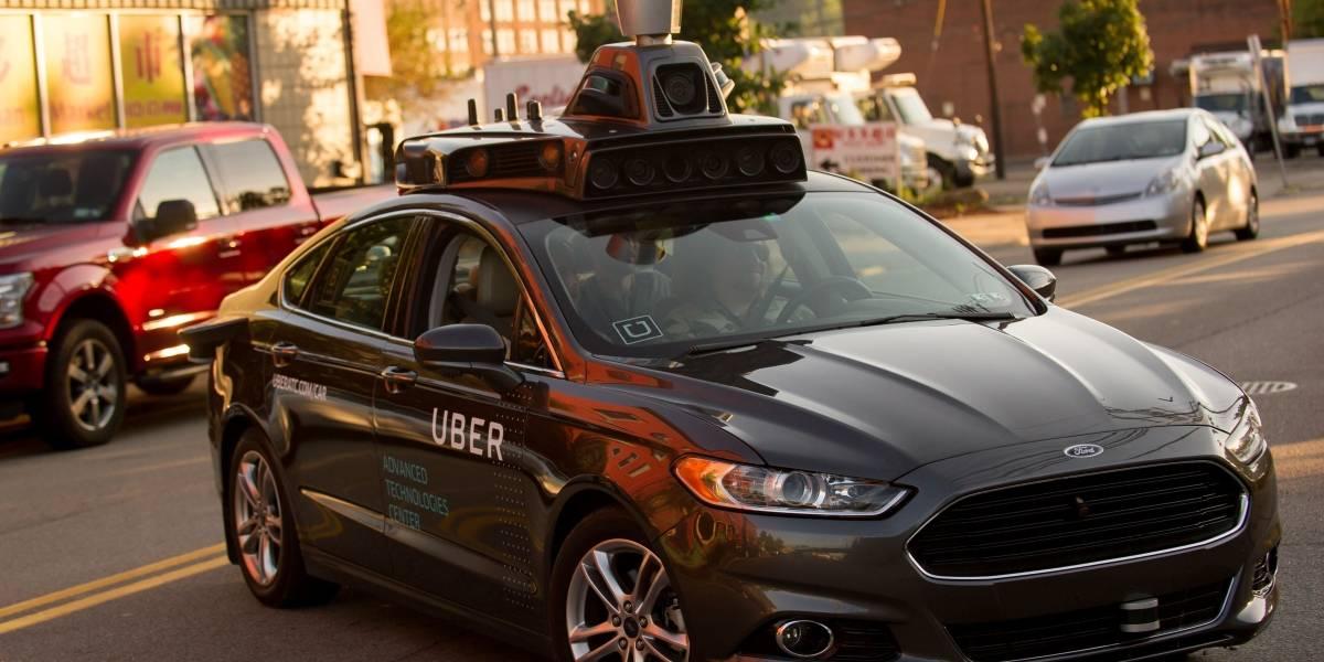 Vehículo autónomo de Uber ignoró a peatón que atropelló
