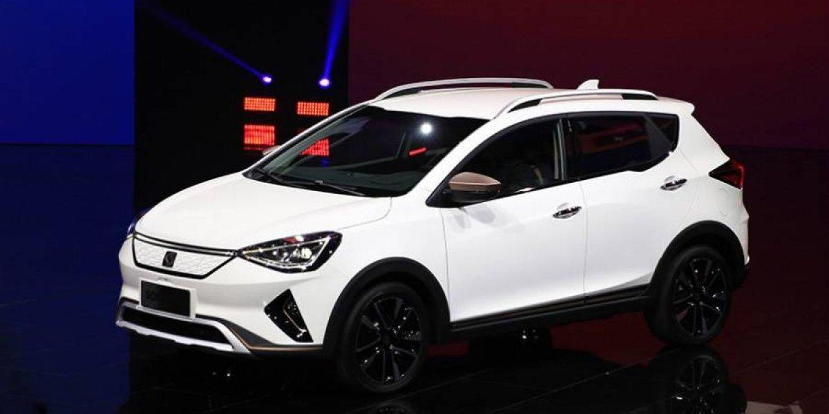 Así es el modelo eléctrico de la alianza Volkswagen-JAC en China