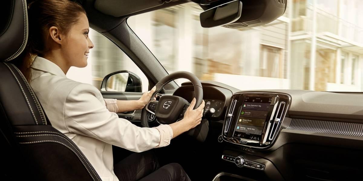 Los nuevos autos Volvo incluirán Google Maps, Assistant y Play Store