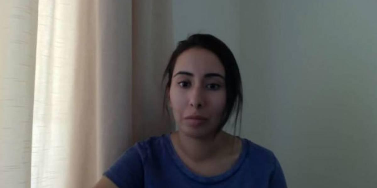 La inquietante desaparición de la princesa que trato de huir de Emiratos Árabes escapando de su padre