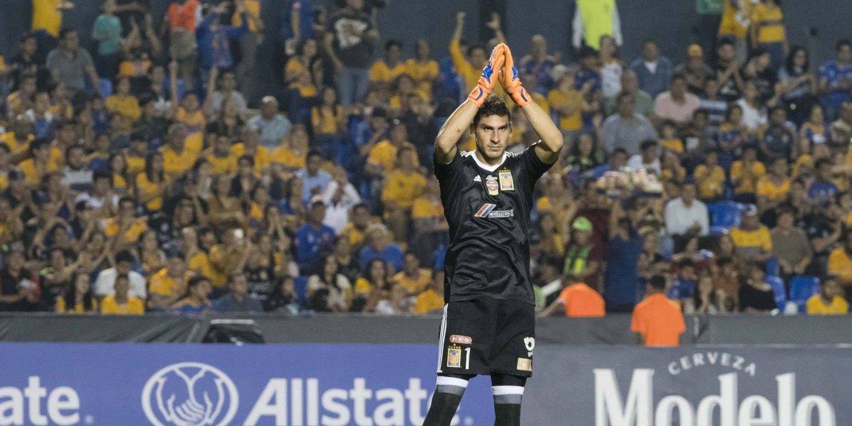 ¿Nahuel Guzmán se va de Tigres?