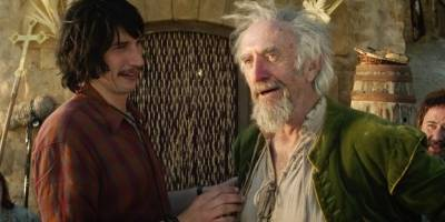 'O Homem que Matou d. Quixote', de Terry Gillian