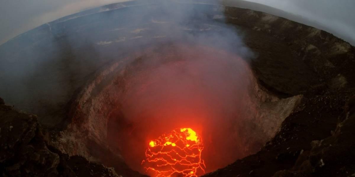 Impresionantes imágenes muestran el poder destructivo del volcán Kilauea