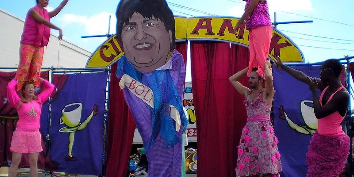 Twitter del Senado boliviano mató a Evo Morales... ¡pero fue hackeo!