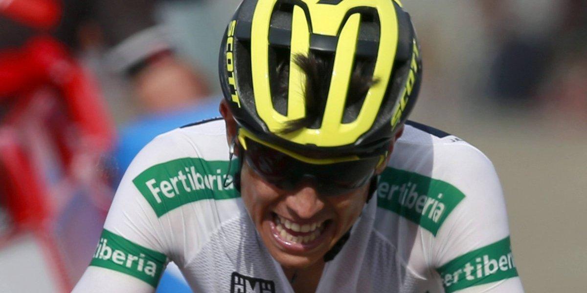 ¡Ánimo, Chaves! El 'Chavito' va por la resurrección en el Giro de Italia