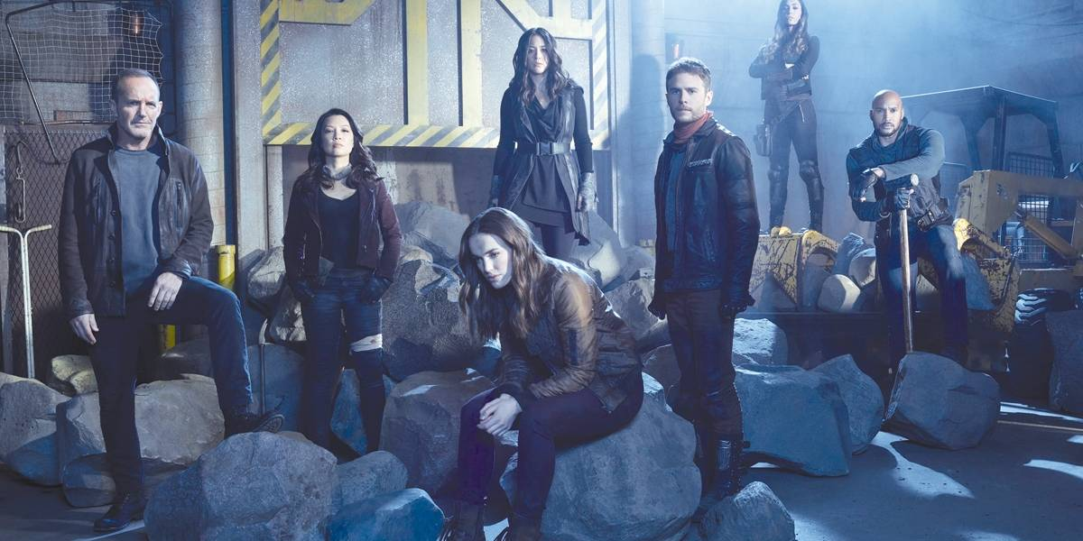 O futuro da Marvel em 'Agents of SHIELD'?