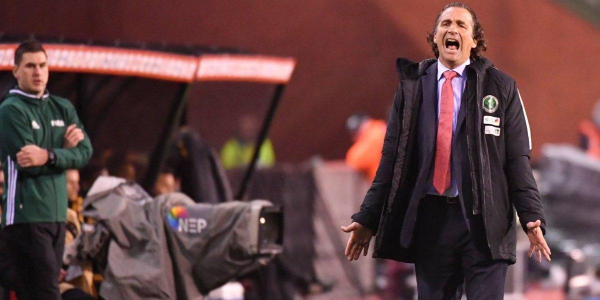 """Juan Antonio Pizzi está muy tranquilo y en modo Mundial: """"Estamos muy emocionados sobre nuestras posibilidades"""""""