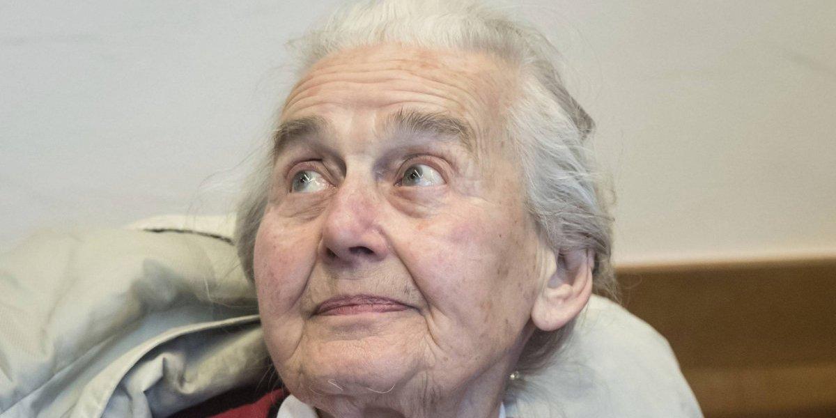 """Cayó en Alemania la """"abuela nazi"""": """"Auschwitz no fue un campo de exterminio, solo de trabajos"""""""