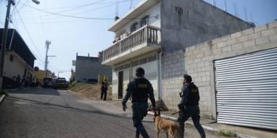 Ataque contra policías en el que muere un agresor en la zona 18