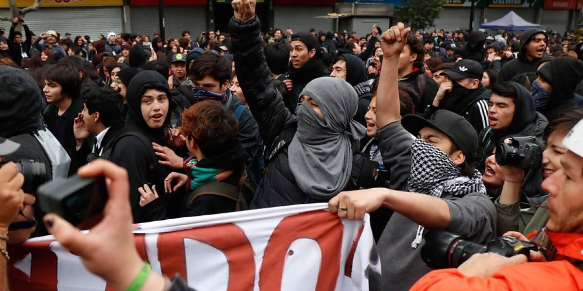 Nada de nada por La Alameda: Intendencia Metropolitana aprobó marcha de Cones sólo por Recoleta