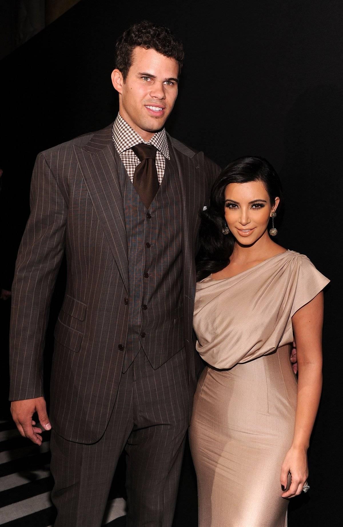 Kris Humphries y Kim Kardashian solo duraron 72 días casados  GETTY IMAGES