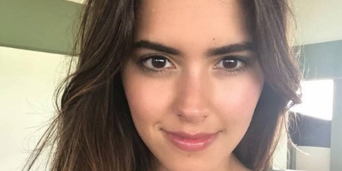 ExMiss Universo Paulina Vega muestra heridas tras accidente en el mar