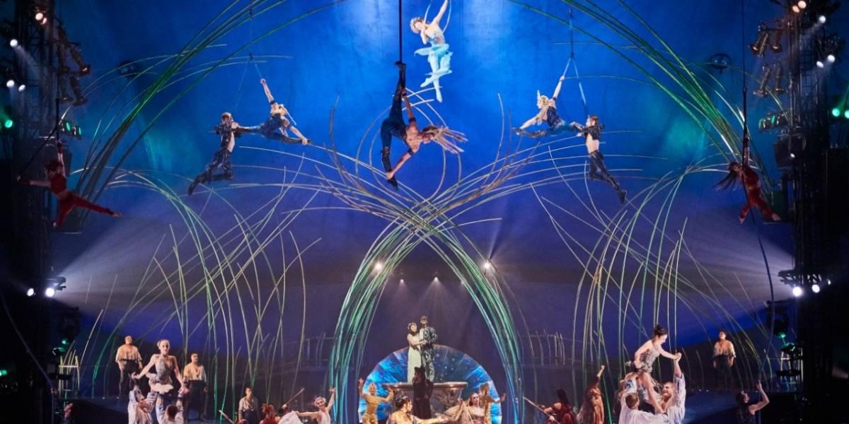 ¿Quiere un descuento en las entradas del nuevo show del Cirque Du Soleil? Así lo conseguirá