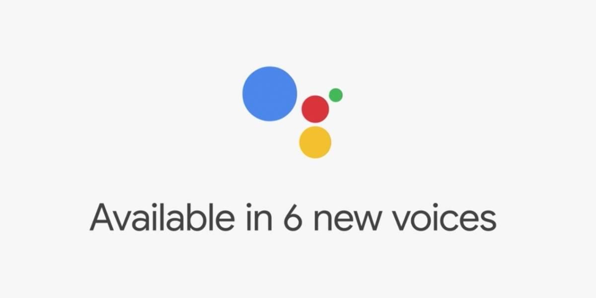 Estas son todas las novedades que llegarán a Google Assistant