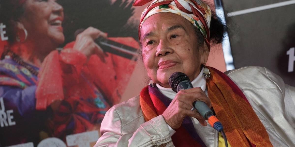 """""""Quiero llevar la música ancestral a otro nivel"""": Totó la Momposina"""