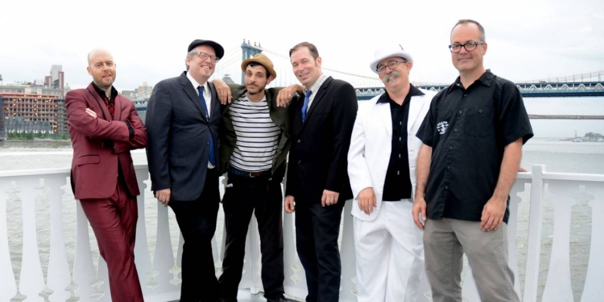 The Slackers se presenta por primera vez en Chile