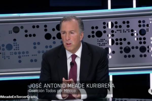 José Antonio Meade en Tercer Grado