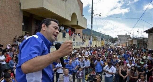 El partido FCN-Nación habría recibido más de Q15 millones en financiamiento electoral ilícito. Fotos: Publinews