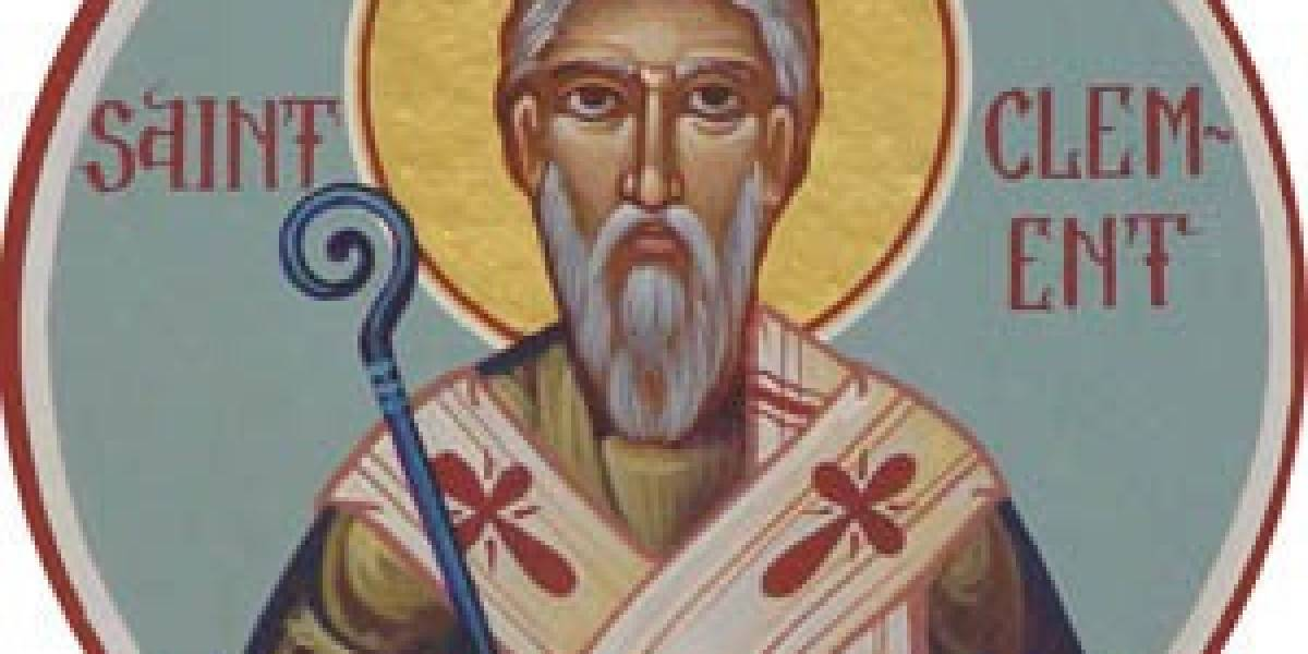 Encuentran en la basura los huesos de San Clemente, sucesor de Pedro