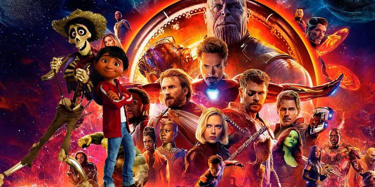 Avengers: Infinity War aplastará récord de taquilla de Coco en México