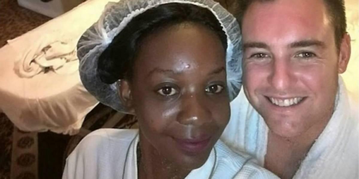 Un Cocodrilo le arrancó el brazo a unos días antes de su boda