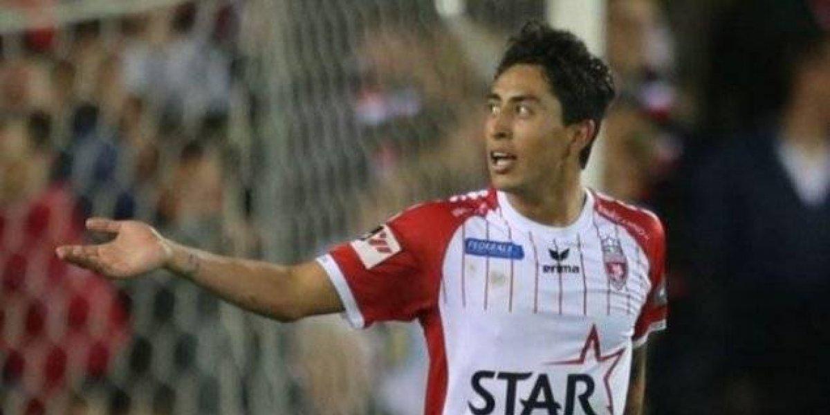 Separado del Mouscron, Omar Govea interesa a otro equipo de Bélgica