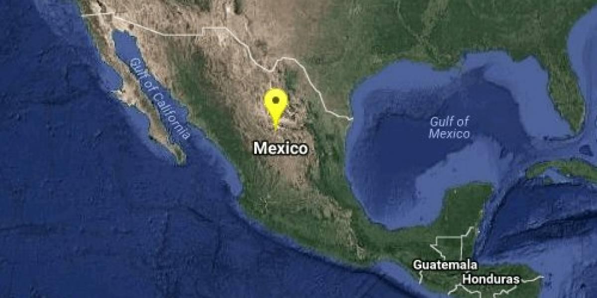 Se registra inusual sismo de magnitud 4.3 en Coahuila