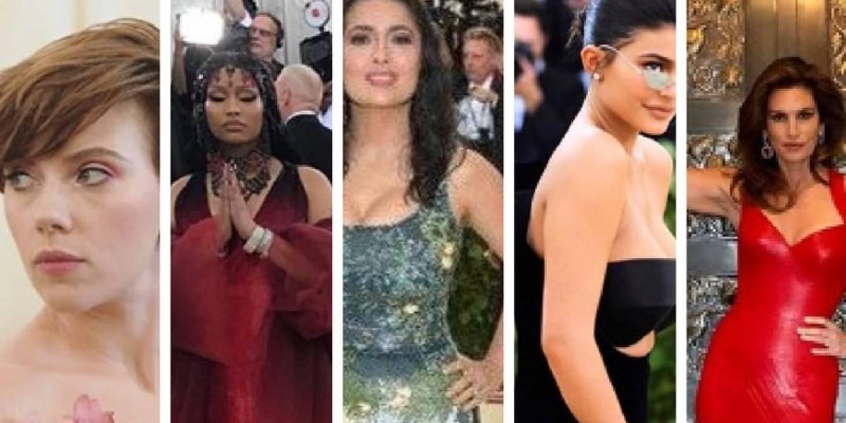 Fotos: Os piores vestidos da Met Gala 2018