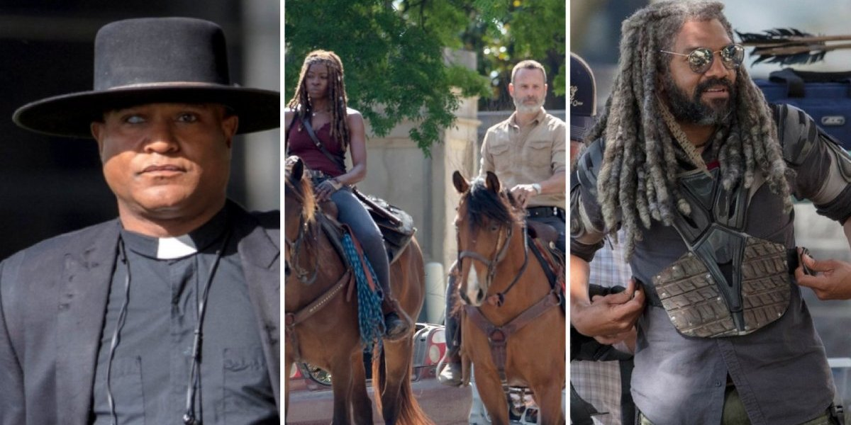 The Walking Dead: primeiras imagens e detalhes da nona temporada
