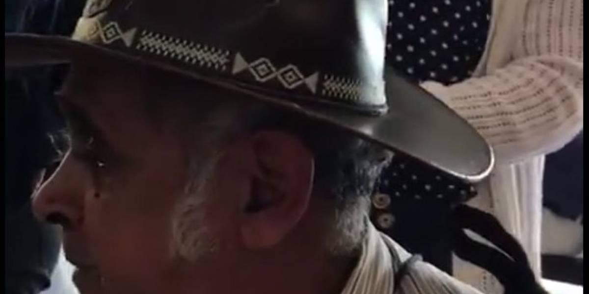 Habló la mujer que viralizó el caso de discriminación de Don José en Medellín