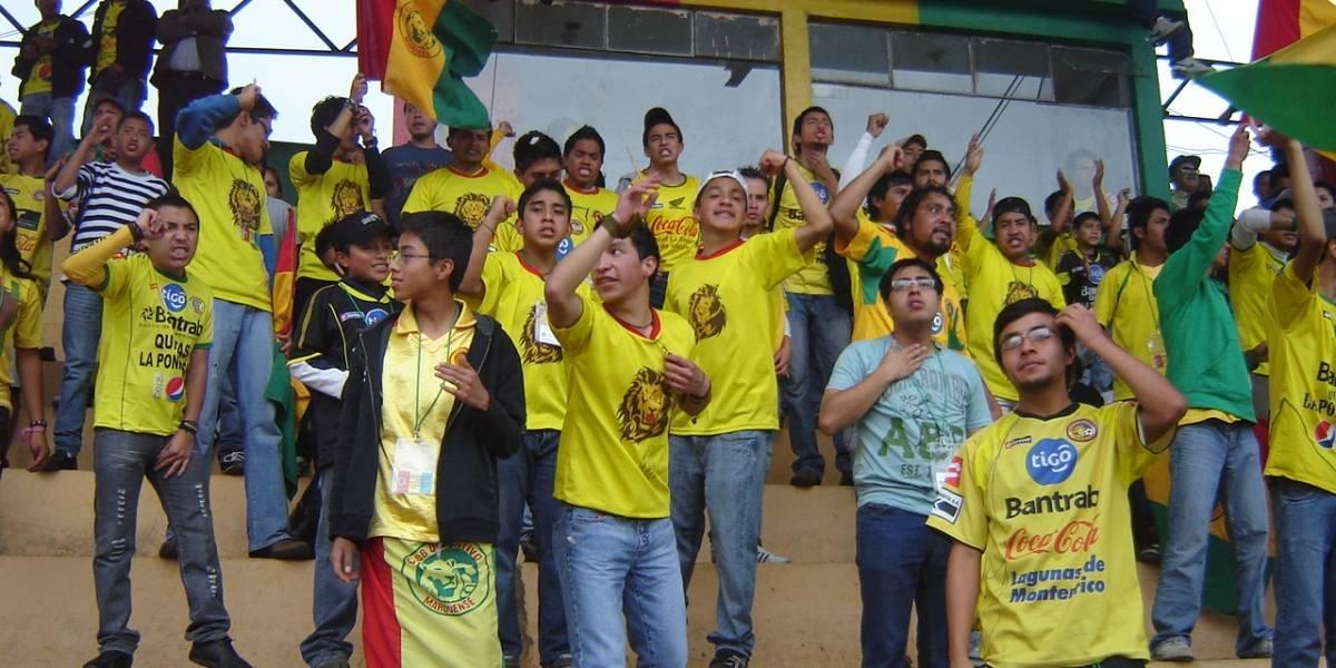 VIDEO. Aficionados de Marquense despidieron entre lágrimas al equipo