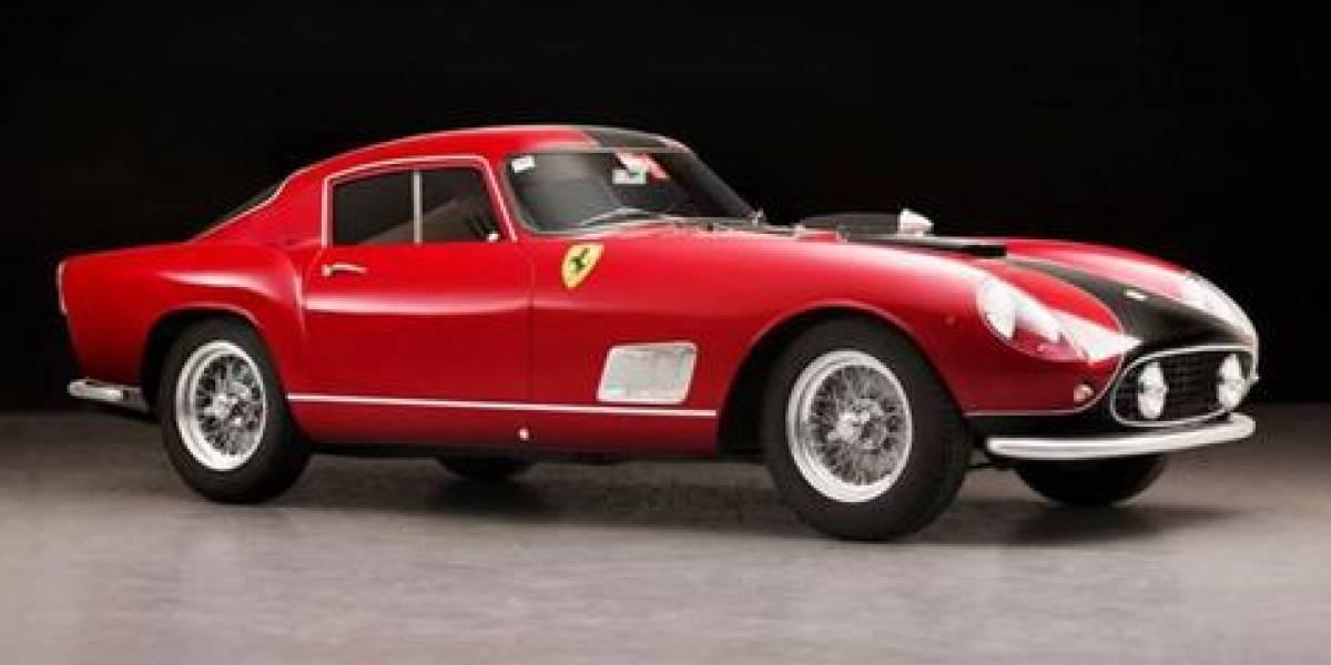 Modelo 250 GT da Ferrari vai a leilão por 9 milhões de euros