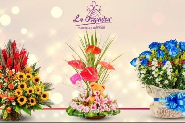 Día De La Madre Florería La Orquídea Crea Arreglos Florales Con