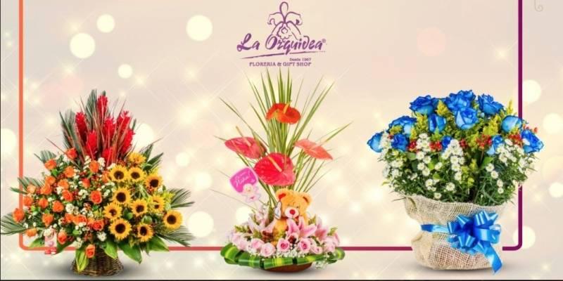 Día De La Madre Florería La Orquídea Crea Arreglos Florales