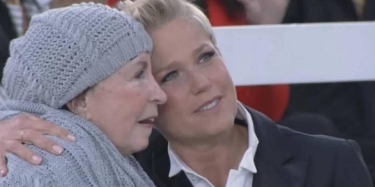Morre Alda Meneghel, mãe da apresentadora Xuxa, aos 81 anos