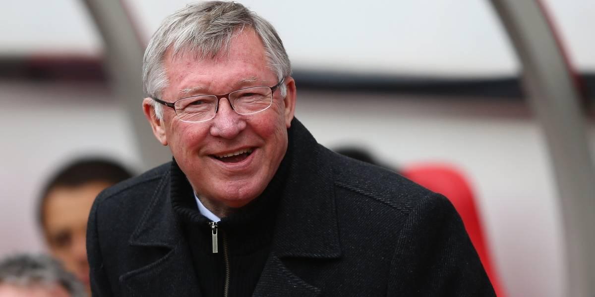 Fuerza Fergie: Sir Alex Ferguson ya está despierto y puede hablar