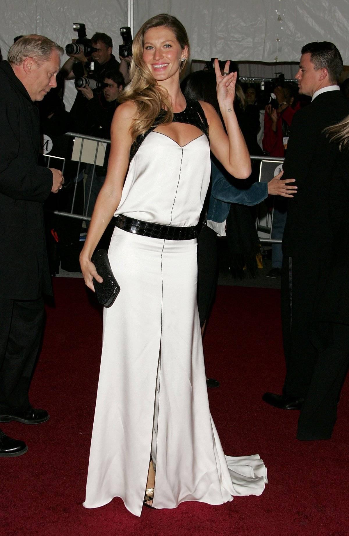 Gisele Bundchen Met Gala 2007